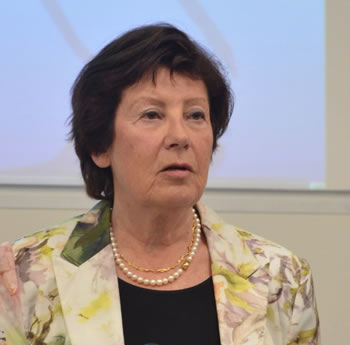 Professor Erika Feller